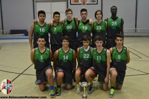 Baloncesto Montemar Alicante - VII Torneo Cadete - San Antonio Caceres 2