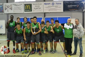 Baloncesto Montemar Alicante - VII Torneo Cadete - San Antonio Caceres