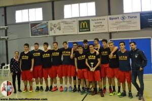 Baloncesto Montemar Alicante - VII Torneo Cadete - UCAM MURCIA