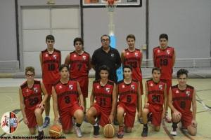 Cadete B - Baloncesto C.A.Montemar 2015 2016