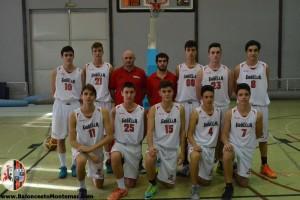 CB Lhorta Godella - VII TOrneo Cadete Ciudad de Alicante Montemar