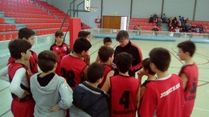 Baloncesto C.A.Montemar Alicante Alevin 2004