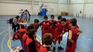 Baloncesto C.A.Montemar Alicante Alevin 2005
