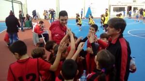 Baloncesto C.A.Montemar Alicante Benjamin