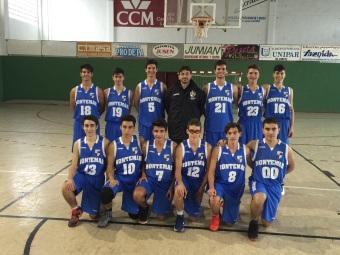 Baloncesto C.A.Montemar Alicante - Cadete - Torneo Reyes La Roda Dic 2015