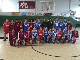 Baloncesto C.A.Montemar Alicante - Cadete - Torneo Reyes La Roda Dic 2015_2
