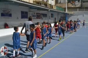 Baloncesto C.A.Montemar Alicante Formación_3