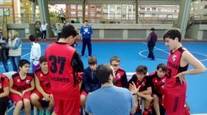 Baloncesto C.A.Montemar Alicante Infantil Escolar