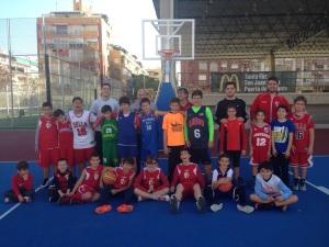 Campus de Navidad Mini - Baloncesto C.A.Montemar Alicante