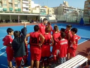 Alevin A - 2005 - Baloncesto Montemar Alicante