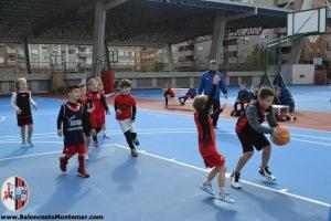 Baby Basket Escuela - Baloncesto C.A.Montemar Alicante 2016 _10