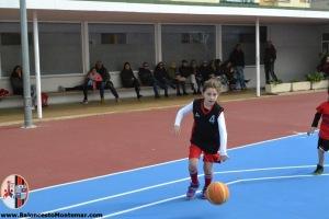 Baby Basket Escuela - Baloncesto C.A.Montemar Alicante 2016 _11