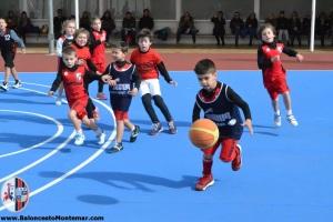 Baby Basket Escuela - Baloncesto C.A.Montemar Alicante 2016 _2