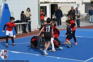 Baby Basket Escuela - Baloncesto C.A.Montemar Alicante 2016 _3