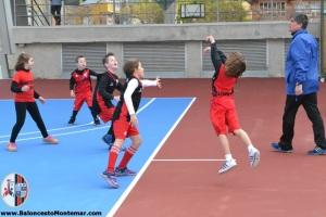 Baby Basket Escuela - Baloncesto C.A.Montemar Alicante 2016 _4