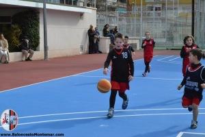 Baby Basket Escuela - Baloncesto C.A.Montemar Alicante 2016 _6
