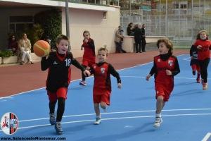 Baby Basket Escuela - Baloncesto C.A.Montemar Alicante 2016 _7