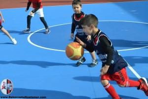 Baby Basket Escuela - Baloncesto C.A.Montemar Alicante 2016