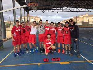 Cadete A - Baloncesto C.A.Montemar Alicante