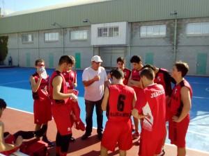 Cadete B - Baloncesto C.A.Montemar
