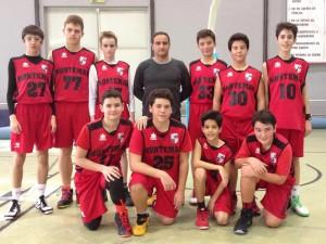 Infantil A - Baloncesto Montemar Alicante