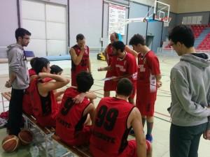 Senior B - Baloncesto C.A.Montemar Alicante