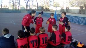 Alevin 2005 - Baloncesto C.A.Montemar Alicante