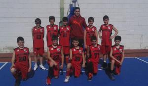 Alevin A 2005 - Baloncesto C.A.Montemar Alicante