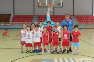Baloncesto C.A.Montemar Alicante - Baby Basket _02