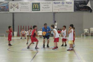 Baloncesto C.A.Montemar Alicante - Baby Basket