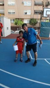 Baloncesto C.A. Montemar Fin de Temporada 2015 2016 06