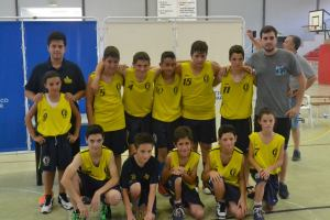 VII Torneo Hogueras de Alicante - Alevín - Baloncesto C.A.Montemar Alicante _ CB Terralfaz