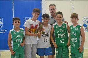 VII Torneo Hogueras de Alicante - Alevín - Baloncesto C.A.Montemar Alicante _ Fundesem