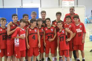 VII Torneo Hogueras de Alicante - Alevín - Baloncesto C.A.Montemar Alicante _02