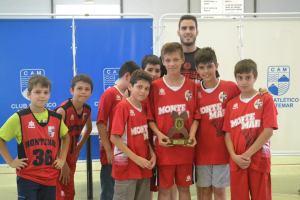VII Torneo Hogueras de Alicante - Alevín - Baloncesto C.A.Montemar Alicante _03