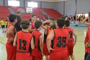 VII Torneo Hogueras de Alicante - Alevín - Baloncesto C.A.Montemar Alicante _04