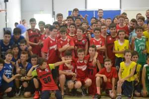 VII Torneo Hogueras de Alicante - Alevín - Baloncesto C.A.Montemar Alicante _09