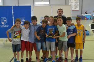 VII Torneo Hogueras de Alicante - Alevín - Baloncesto C.A.Montemar Alicante _CD Onil
