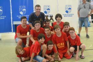 VII Torneo Hogueras de Alicante - Alevín - Baloncesto C.A.Montemar Alicante _Ucam Murcia