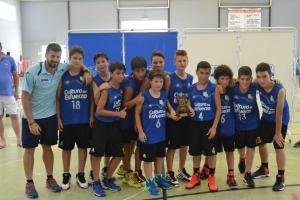 VII Torneo Hogueras de Alicante - Alevín - Baloncesto C.A.Montemar Alicante - Molina Basket