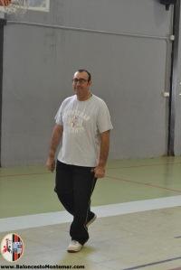 Emilio Hernandez - Baloncesto Montemar 2016 2017 - Junior