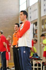 Miguel Serna - Baloncesto C.A.Montemar Alicante 2016 2017 - Senior Autonomico