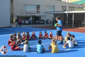 Baloncesto C.A.Montemar Alicante - Baby Basket 2016 2017