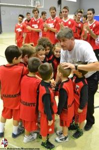 Baloncesto Montemar Alicante - 2016 2017 Baby Basket