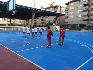 Infantil 2003 - Baloncesto Montemar Alicante 2016 2017