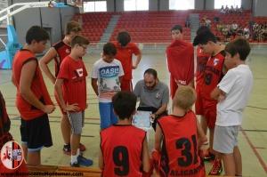 Baloncescto C.A.Montemar Alicante - Infantil 2003 - Temporada 2016 2017 11