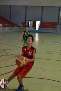 Baloncescto C.A.Montemar Alicante - Infantil 2003 - Temporada 2016 2017 15