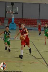 Baloncescto C.A.Montemar Alicante - Infantil 2003 - Temporada 2016 2017 16
