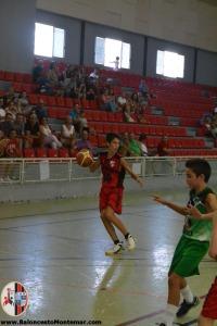 Baloncescto C.A.Montemar Alicante - Infantil 2003 - Temporada 2016 2017 2