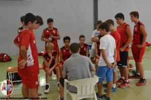 Baloncescto C.A.Montemar Alicante - Infantil 2003 - Temporada 2016 2017 6